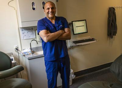 Longview dentist Daniel Haghighi says farewell