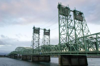 Interstate 5 bridge