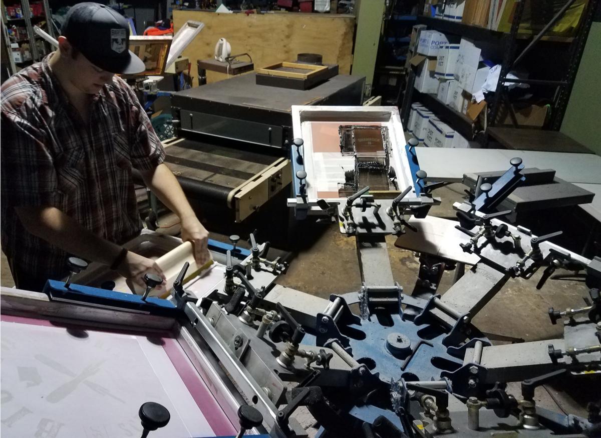 Big Foot Screen Printing Hits Its Stride Local