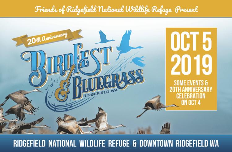 BirdFest & Bluegrass 2019