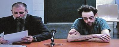 Adam Olson arraignment