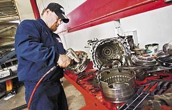 Auto-repair shop owner reels over tool theft | News | tdn com