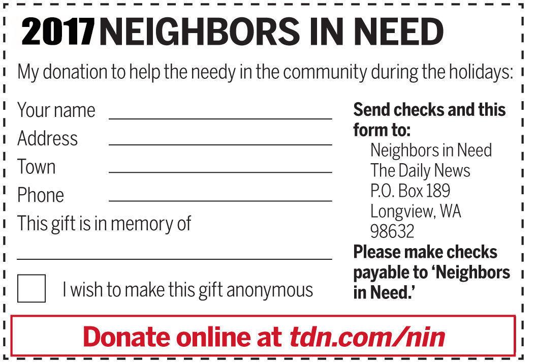 Neighbors in Need 2017