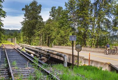 Rails-to-trails project