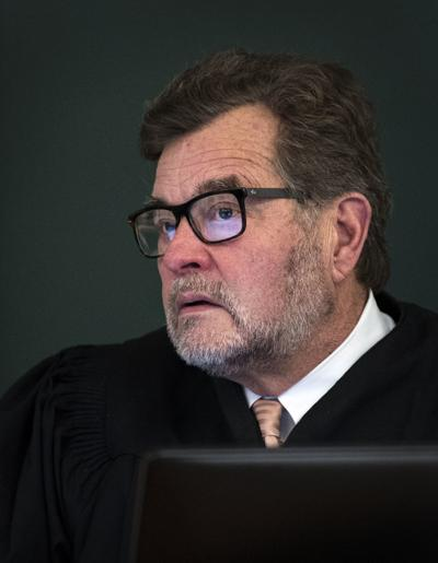 Judge Stephen Warning