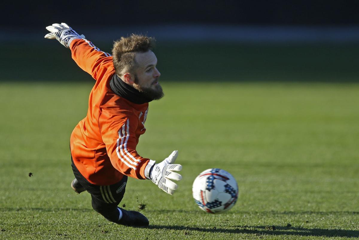 MLS Sounders Soccer