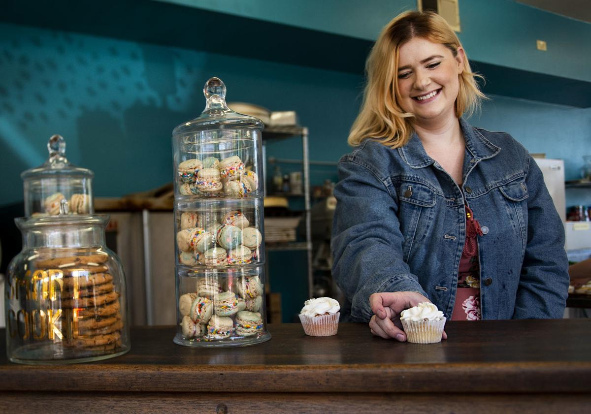 The Sugar Pearl serves up cupcakes, desserts