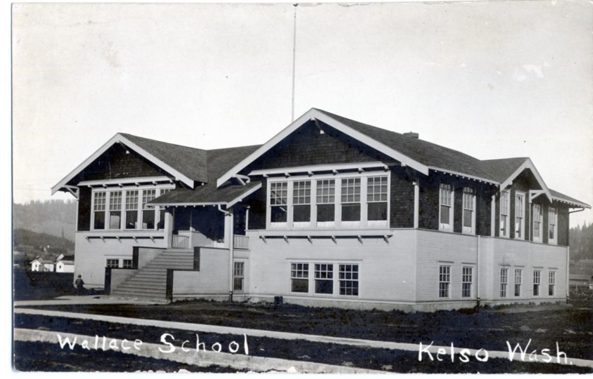 Original Wallace Elementary School