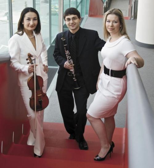 The Prima Trio