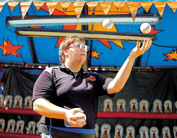 Carnies unveil lives spent working in traveling carnivals | Local ...