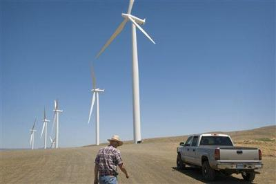 Maryhill Museum leases land to wind farm   News   tdn com