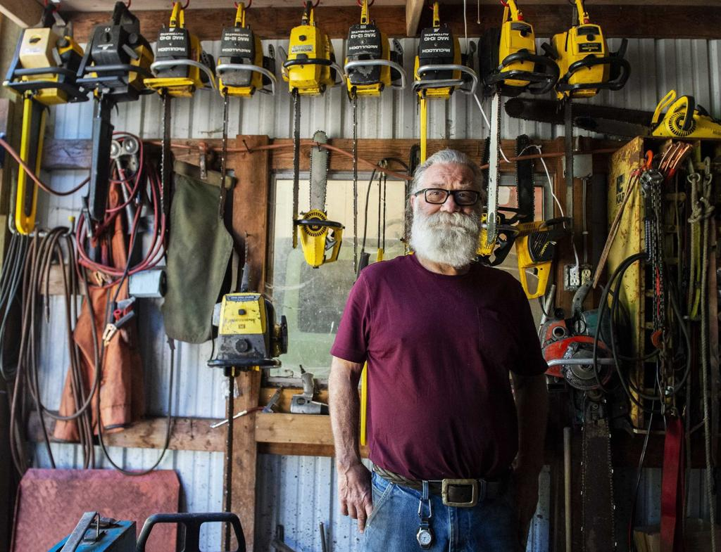 To most, they are worthless': Toutle man collects, repairs