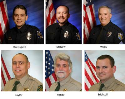 Cowlitz County Sheriff's office, Longview police announce