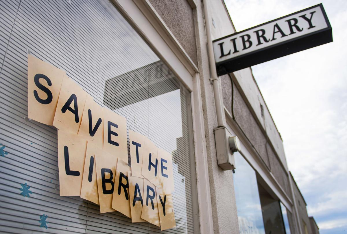 """Save the Library"""