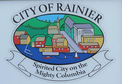 City of Rainier logo