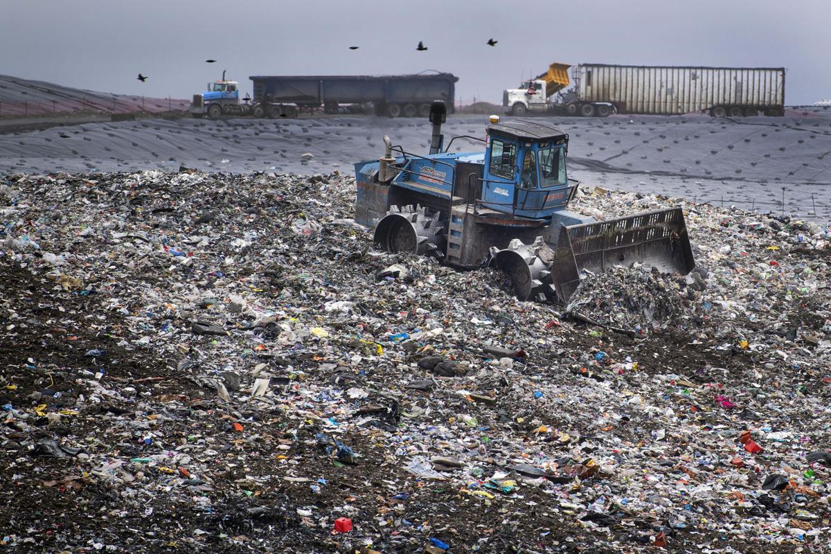 Cowlitz County landfill