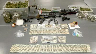 Suspected meth, heroin dealer arrested in Clatskanie bust | Local