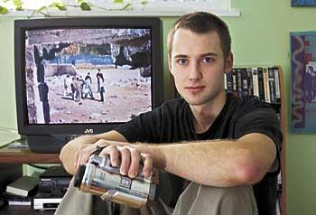 Film by Longview's Dylan Bergeson looks at lives of Palestinian children