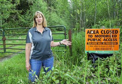 Weyerhaeuser access fee stirs frustration among residents, hunters
