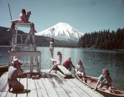 Author Describes Mount St Helens Through Photos