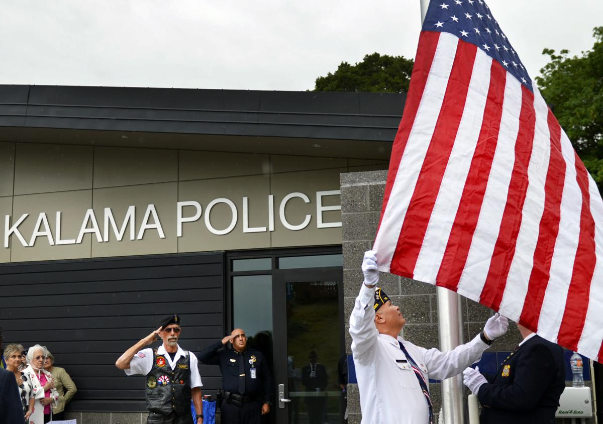 Kalama police department unveils new station