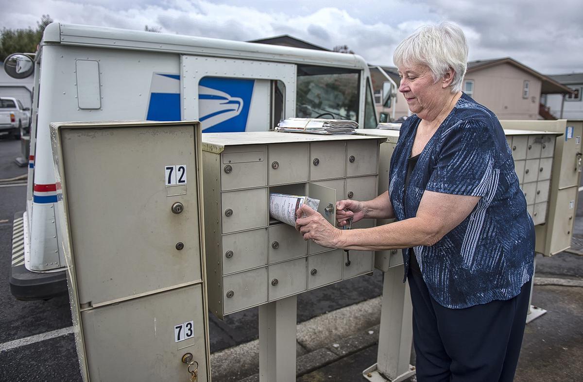 Heron Pointe mail problems