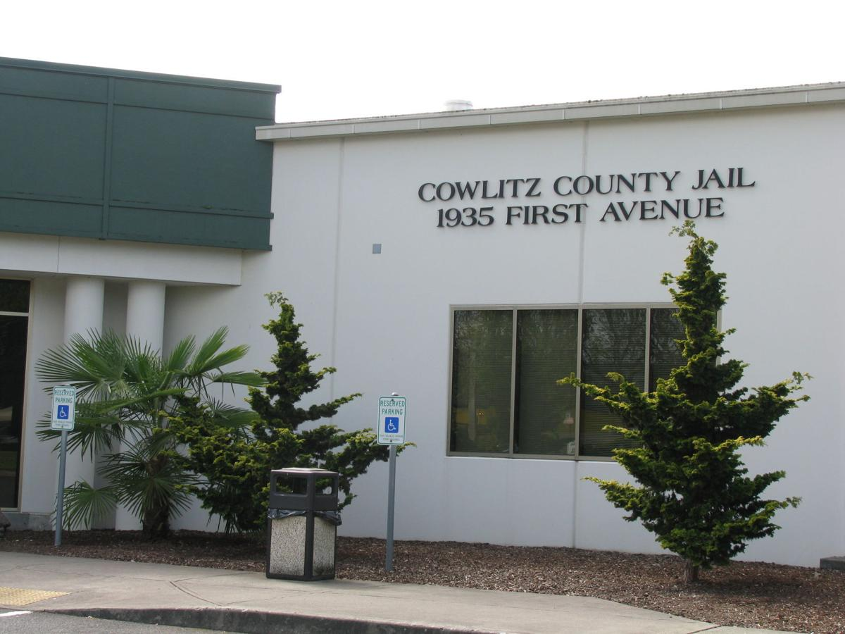 Cowlitz County Jail STOCK
