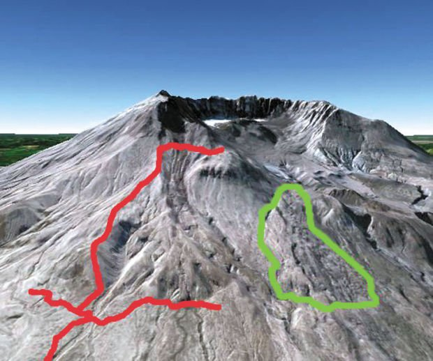 Cars For Sale St Helens >> New Mount St. Helens 'Crater View' trail set to open