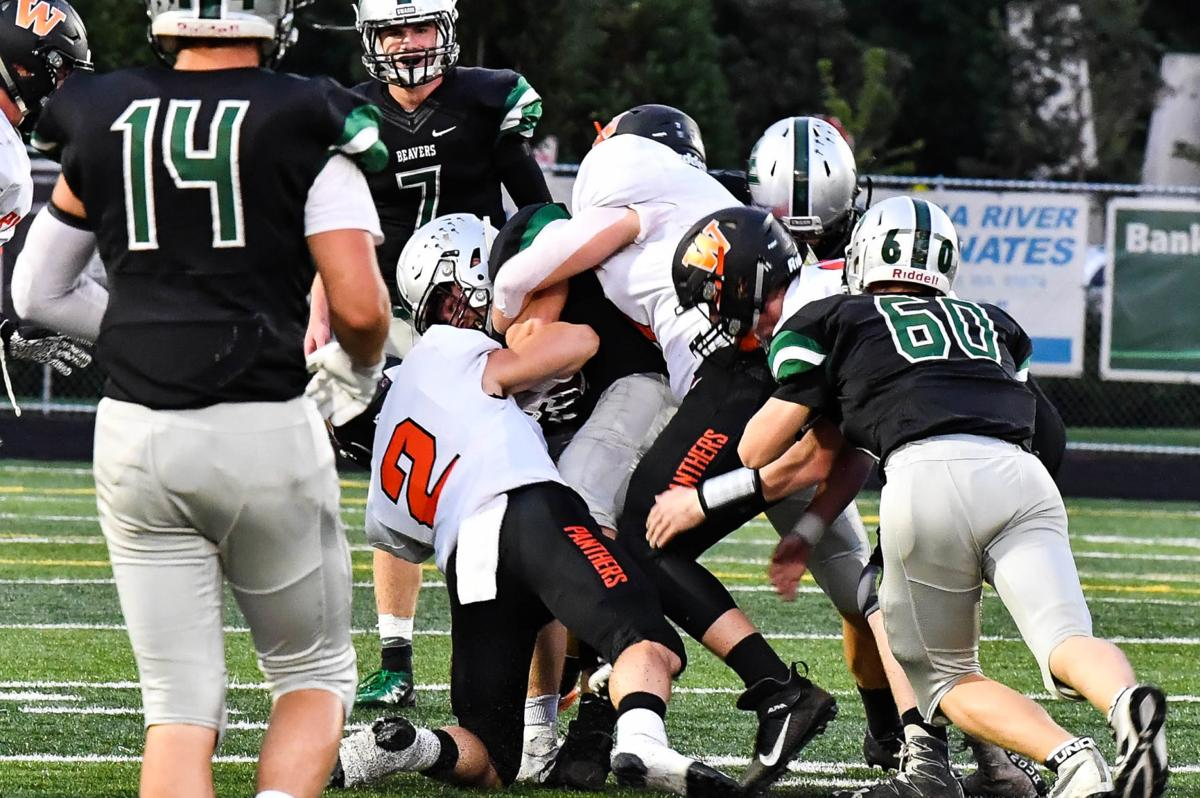 Woodland falls to Washougal