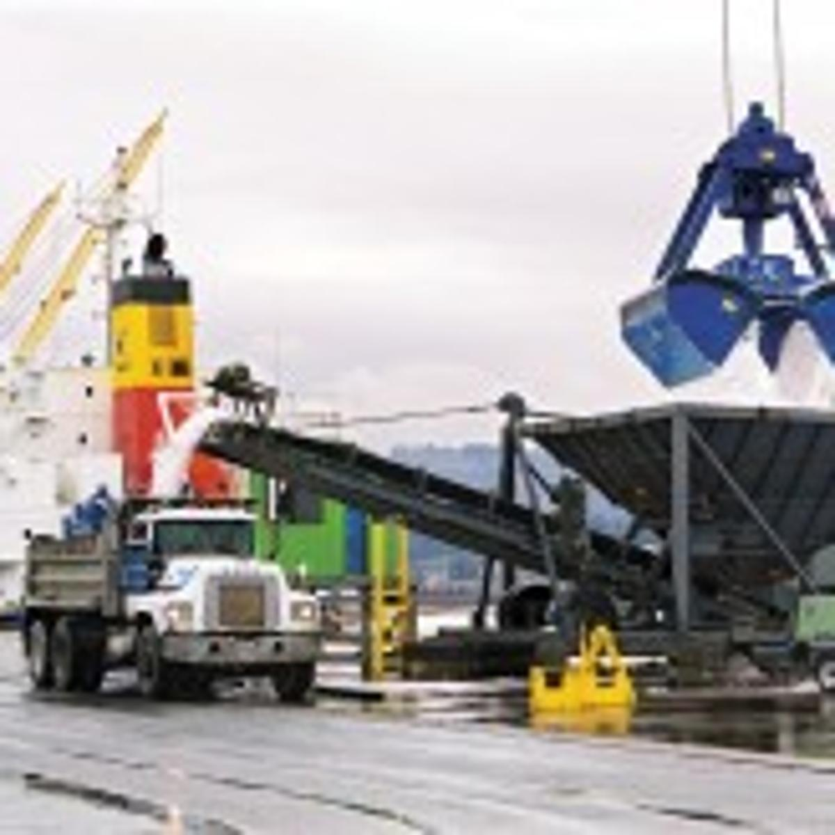 Winds of change: Port looks beyond recent boom | Local | tdn com