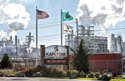 KapStone - stock
