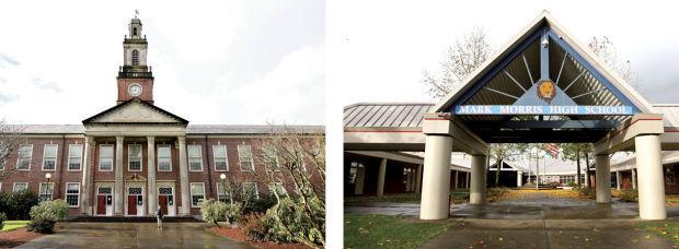 R.A. Long / Mark Morris high schools