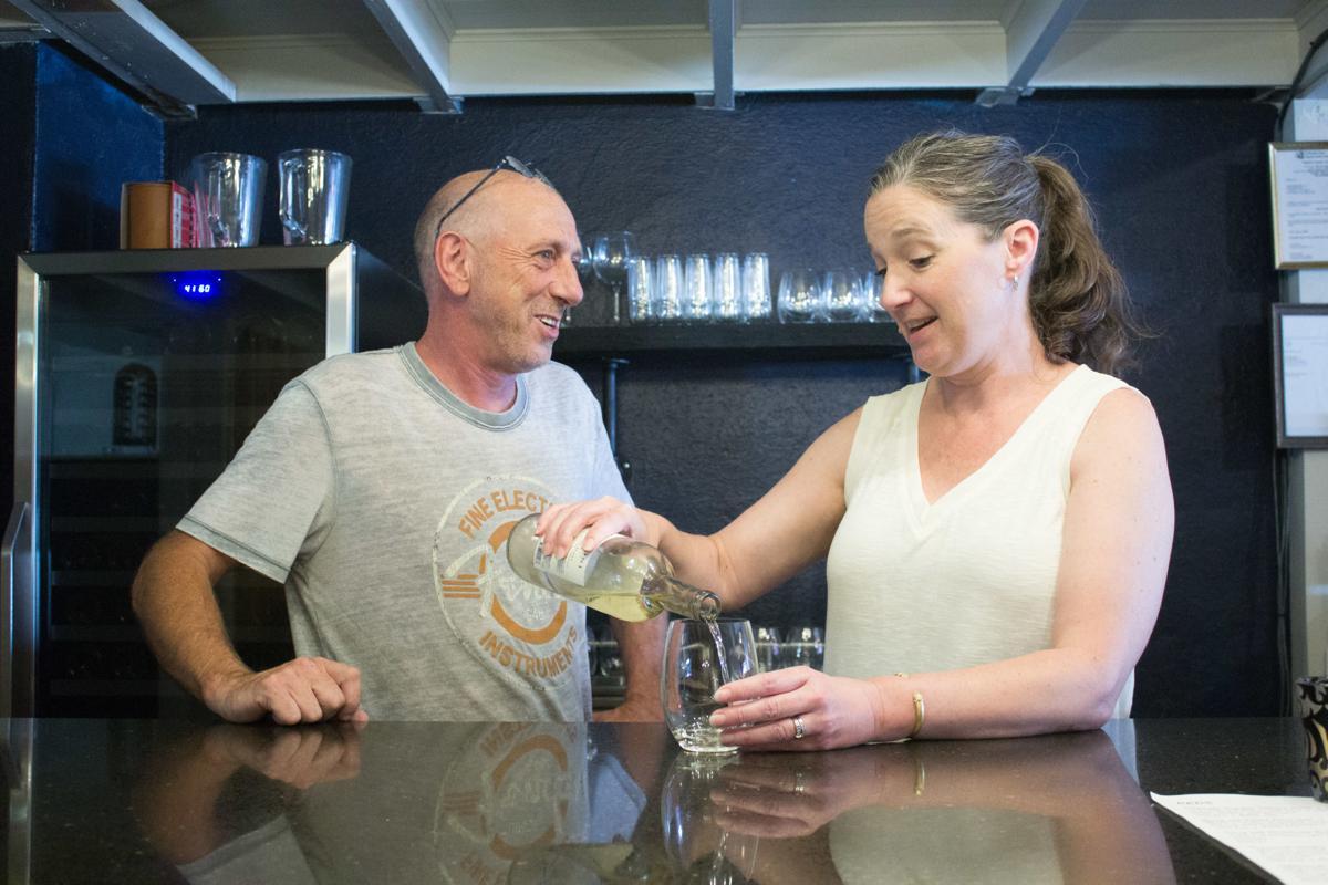 Castle Rock couple opens downtown wine bar