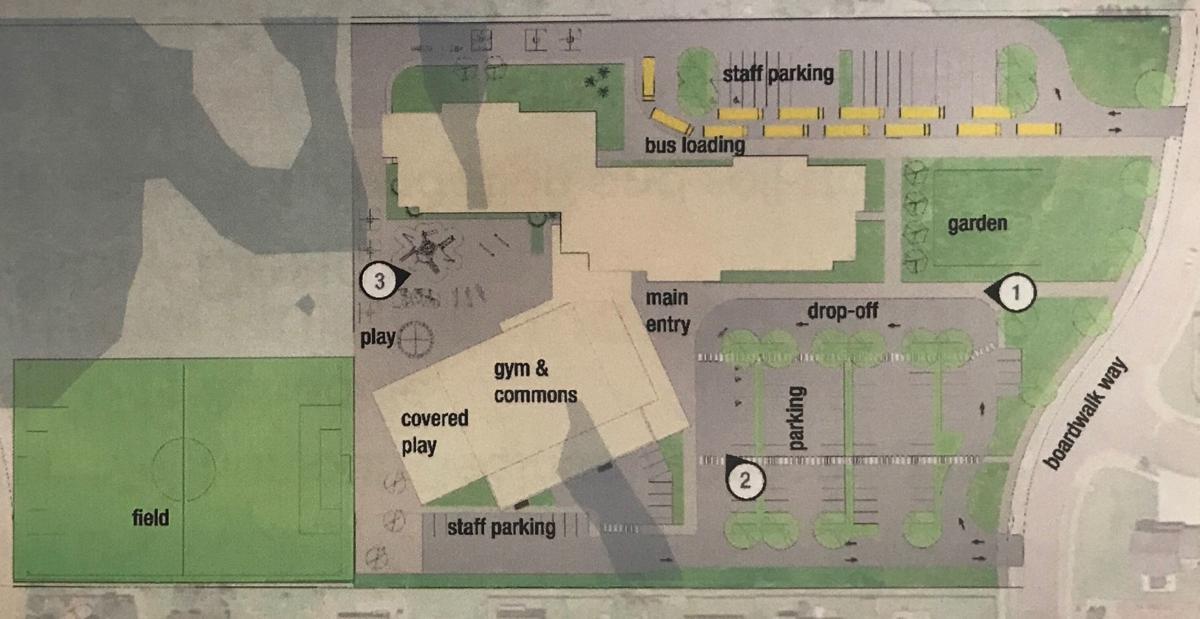 Lexington site plans