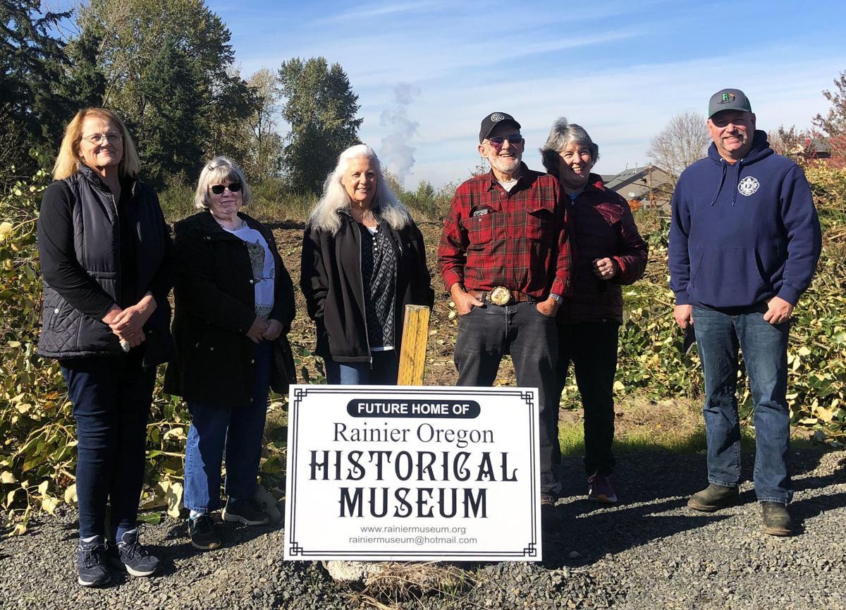 Rainier Historical Society