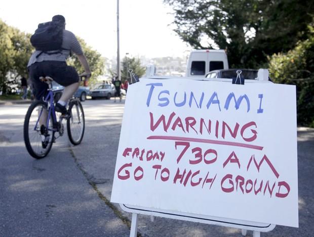 Alarm sounded over tsunami alert cuts