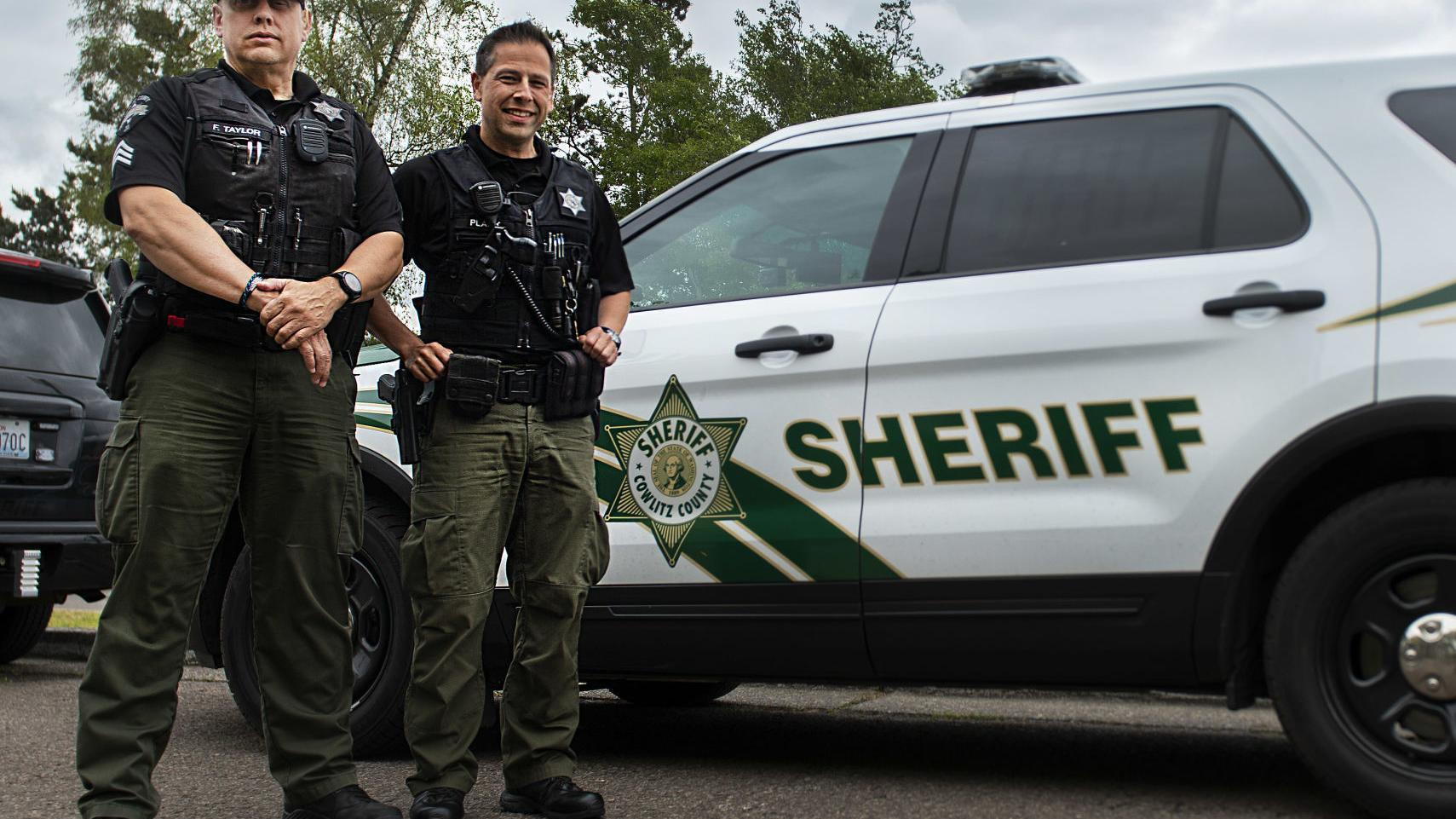 New attire at Cowlitz County sheriff's office makes deputy's uniforms 'more uniform'