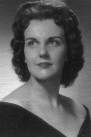 Elizabeth Rose (Betty) Vilhauer