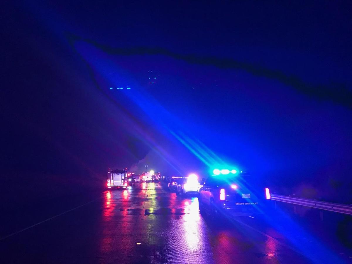 Winlock man dies in Oregon crash Monday morning | Local | tdn com
