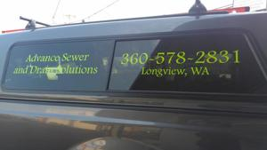 Advance Sewer And Drain Solutions Drain Cleaning