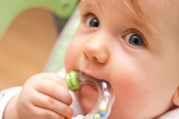 Arsenic in baby food