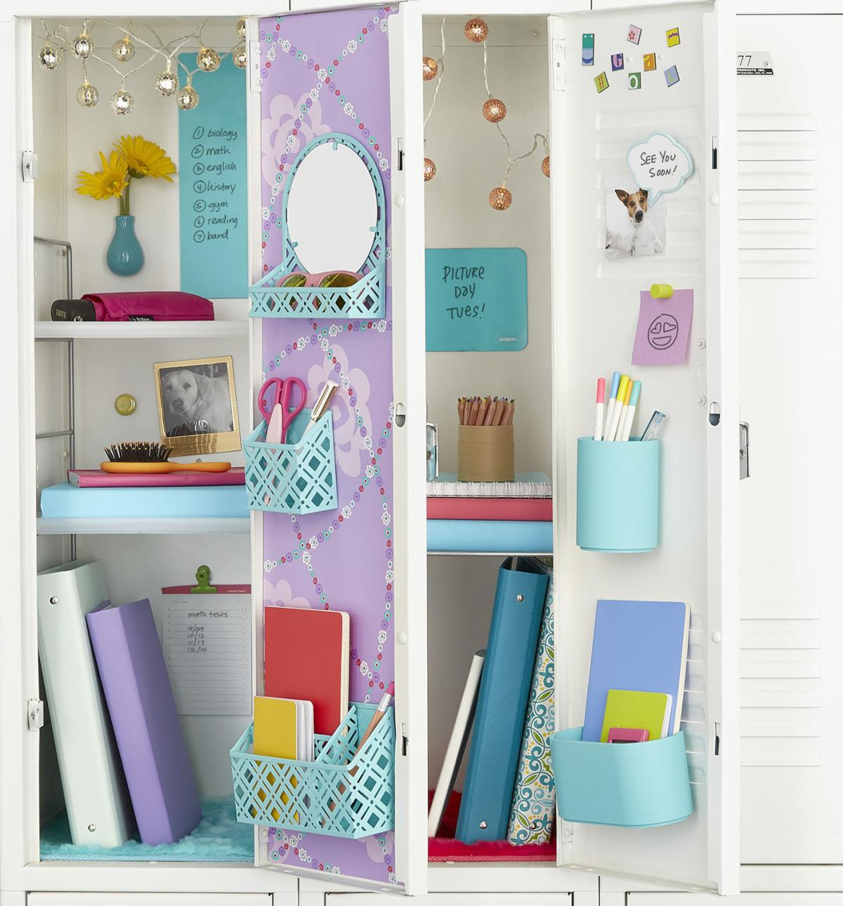 Locker Decorations And Beyond Tdn Com