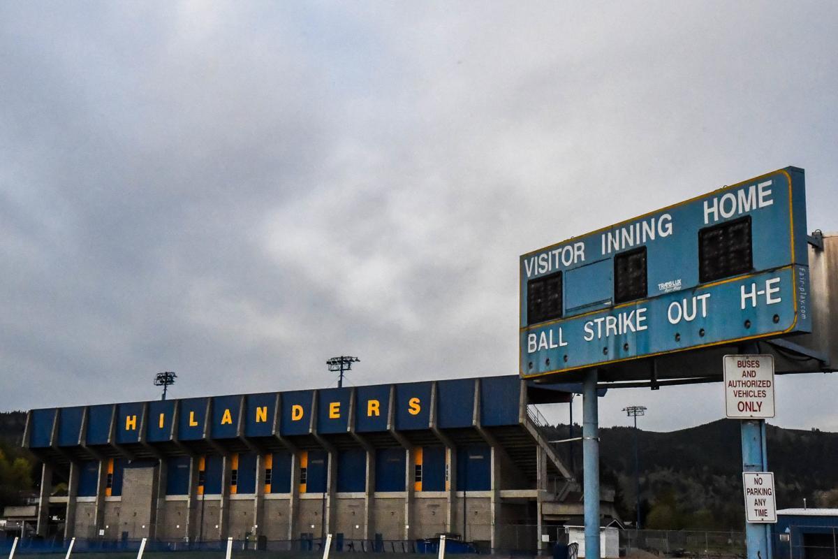 Kelso soccer empty