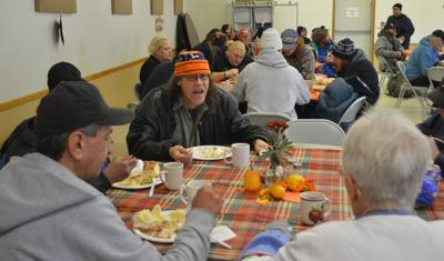 Salvation Army Thanksgiving