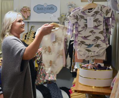 5e2bda513 Hip kids clothing boutique opens in downtown Longview | Local | tdn.com