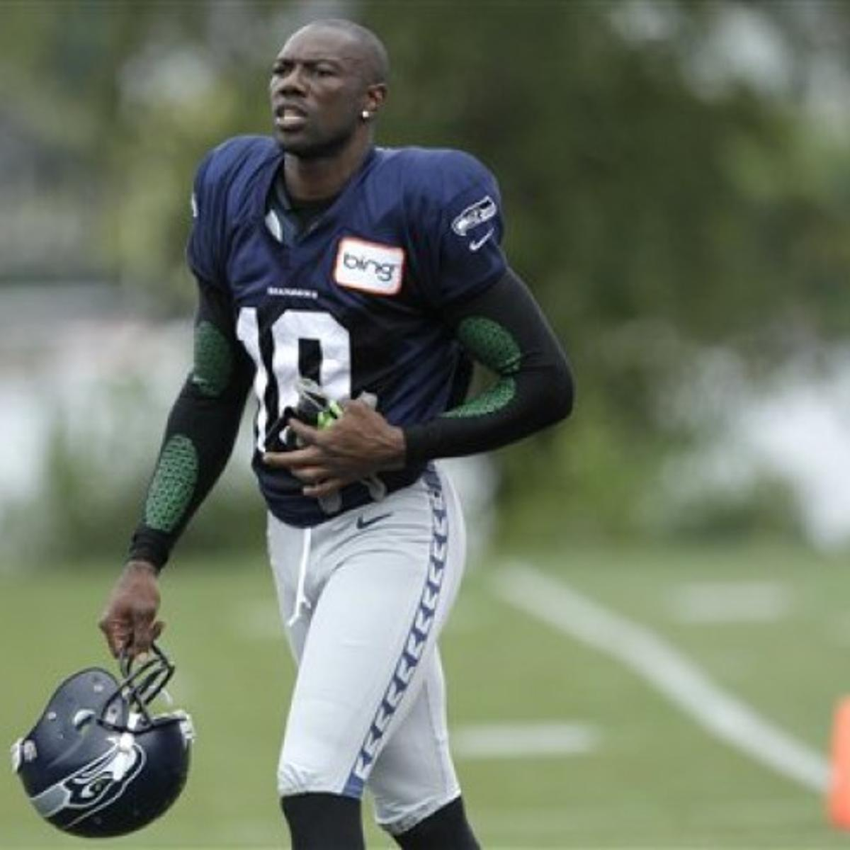 quality design 1de52 58990 Terrell Owens to play for Seattle against Denver | Sports ...