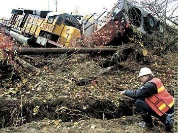 Safety hazards still haunt tracks