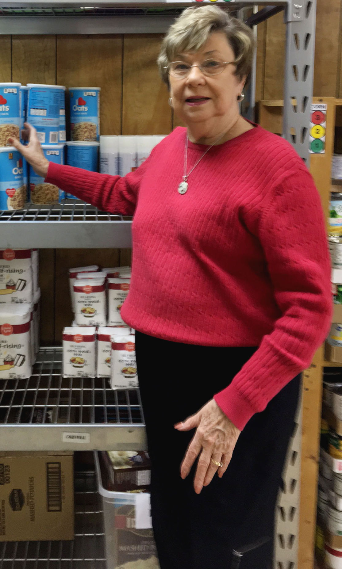 GFWC plans community food drive