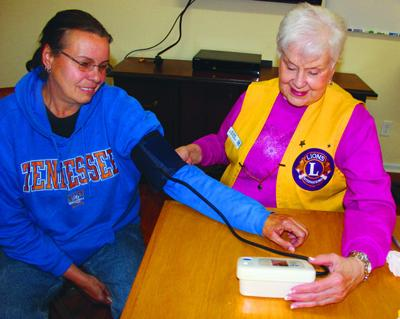 Village Lions Club offers free monthly screenings at Good Sam