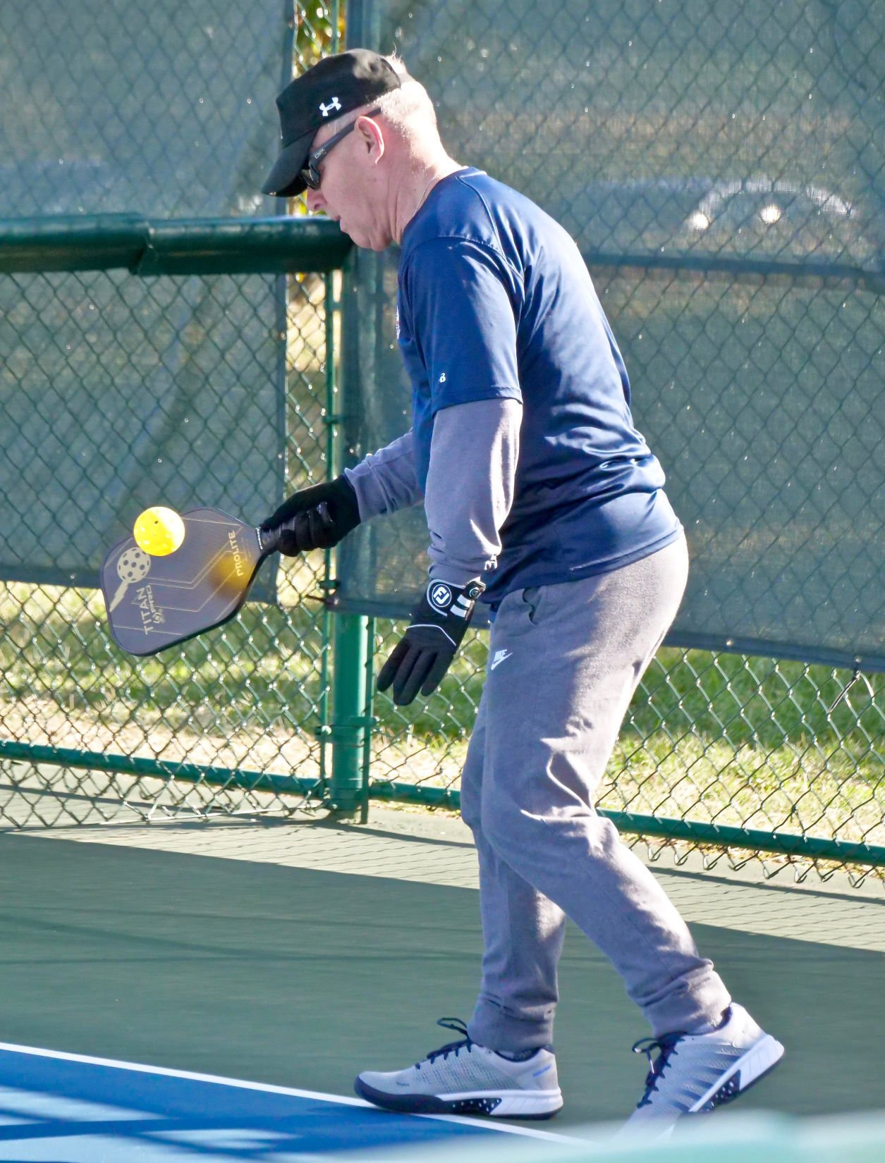 Pickleball Club ready for the spring